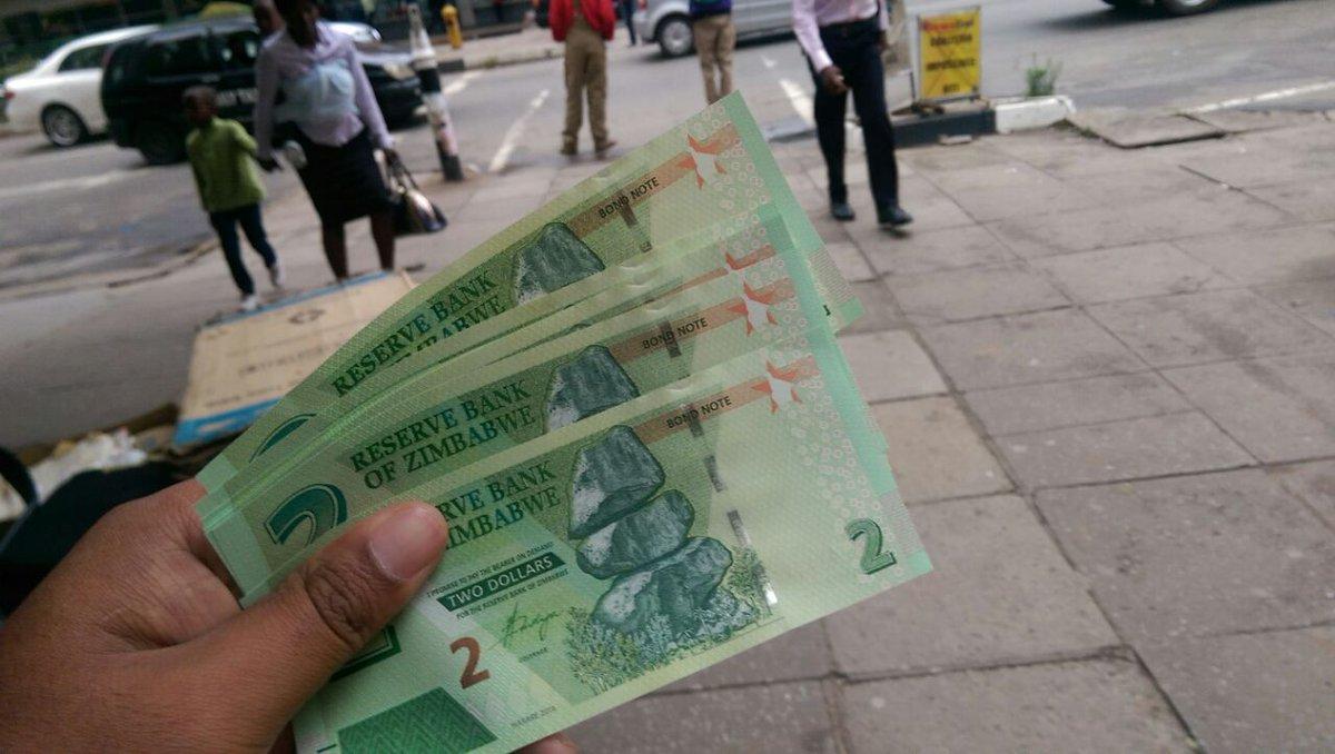 RBZ liberalises foreign exchange market